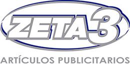 Zeta 3 Direct, artículos publicitarios